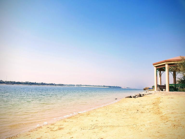 plajele din abu dhabi Al Khaleej
