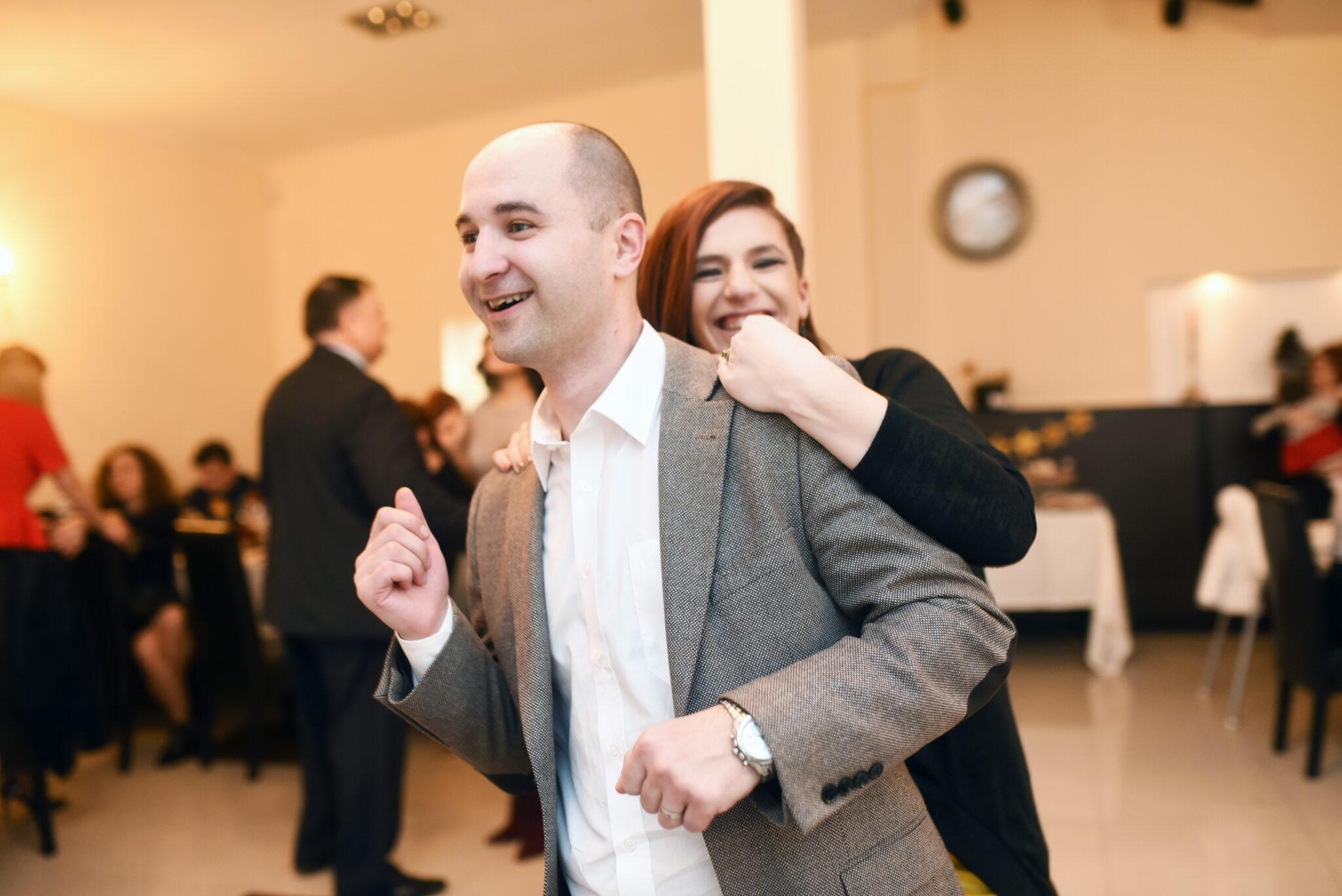 Singurul bărbat cu care-mi doresc să dansez!